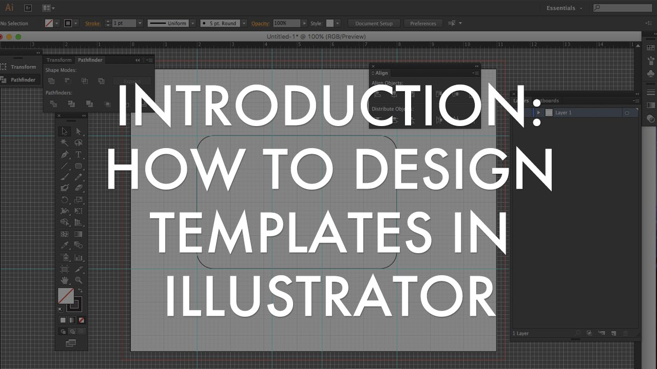 Introduction: How to Design Leather Templates in Adobe Illustrator ...