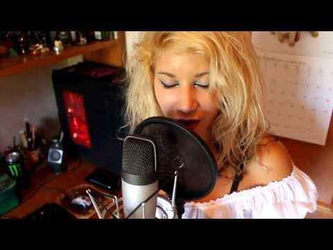 The Hobbit - Song Of The Lonely Mountain Vocal Cover by Federica Putti