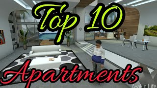 Avakin Life - The Best Houses on the Market