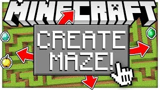 THE TOP 10 TROLLS AND TRAPS IN MINECRAFT - TROLL MAZE MINECRAFT MODDED MINIGAME