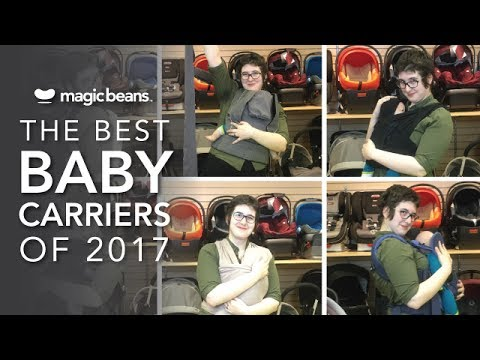Best Baby Carriers of 2017 | Ergo 360, Cybex Yema, Baby K'tan, Moby , Stokke My Carrier, Baby Bjorn