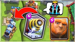 IS SPARKY OVERPOWERED!? THE MOST HATED DECK in Clash Royale!