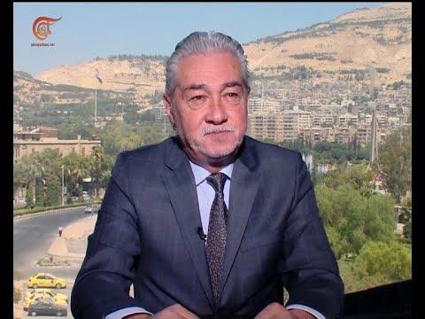 حوار الساعة | نجدت أنزور - مخرج سينمائي ونائب سوري | ...  - 13:22-2018 / 8 / 10