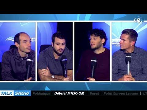 Talk Show : l'OM, vraiment sauvé par l'arbitrage ?