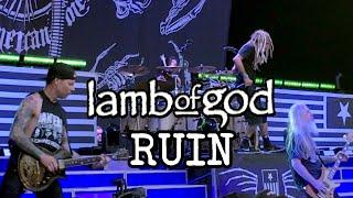 "Lamb of God ""Ruin"" live - August 18, 2018 Denver"
