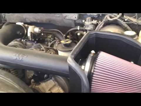 Watch this before you buy K&N cold air intake