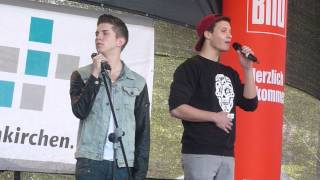 Wincent Weiss - Ich Will Nur (feat. Joey Heindle) / Philipp Poisel Cover (Live)