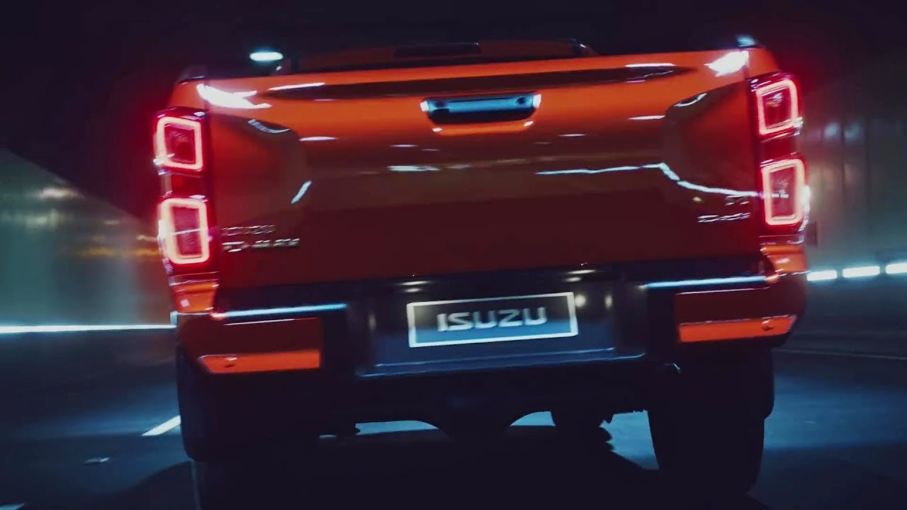 2020 isuzu d max perfect truck