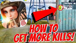HOW To Get More Kills! Tips & Tricks! Rules Of Survival Gameplay! (Mobile Fortnite/PUBG)