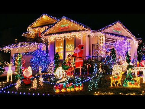 The Rod Ryan Show - Christmas: NYC Neighborhood Showcases Insane Christmas Light Display Yearly