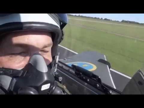 Schyffert flyger J32 Lansen