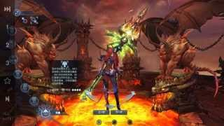 Forsaken World 2 CH New Demon Class Customization