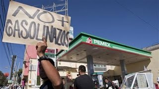 Rising Fuel Prices Spark Protests Across Mexico