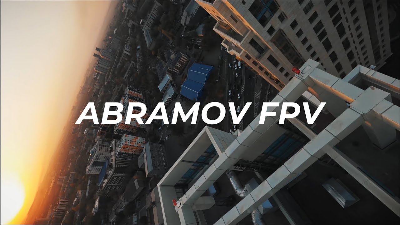 FPV SHOWREEL 2020