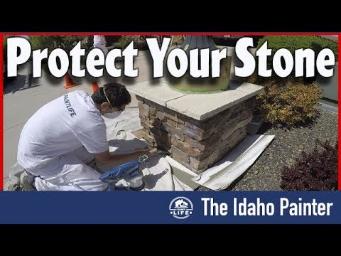Protecting Stone & Brick from Severe Weather.