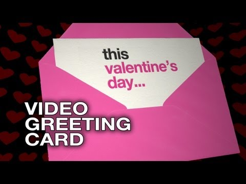 Happy Valentines Day, Your Gonna Love Me - Movie Greeting E-Card