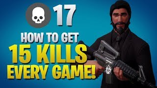 HOW TO WIN | How To Get High Kill Wins Every Game! (Fortnite Battle Royale)