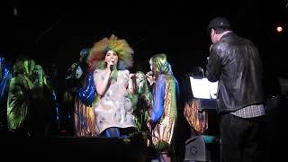 Björk : Where is the Line- Live (FT. Mike Patton)