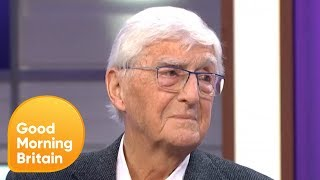 TV Legend Sir Michael Parkinson on George Best's Alcoholism | Good Morning Britain