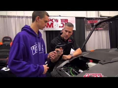 Polaris RZR 1000XP MTX Audio Stereo install tutorial!  Power