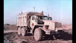 военные автомобили часть вторая