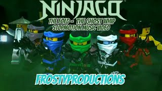 Lego Ninjago: Ghost Whip Stopmotion