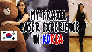 Getting Perfect Skin In Korea | My Fraxel Laser Experience