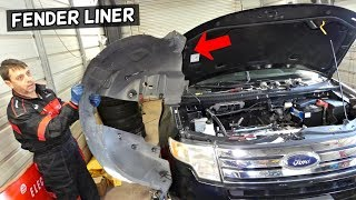 Garage-Pro Front Engine Splash Shield for FORD EDGE 2011-2014//MKX 2011-2015 RH Under Cover