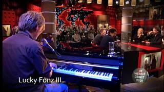 Muziek: Lucas Hamming - Never Let You Down
