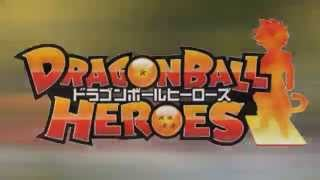 Dragon Ball Heroes Amv Opening 4|God Mission Full Theme Song