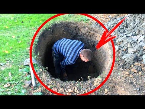 Копая огород в деревне, парень нашёл старинный сундук. Открыв его, он чуть не потерял дар речи...