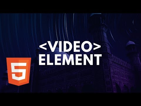 HTML Video Tutorial - How To Use Video Tag In HTML