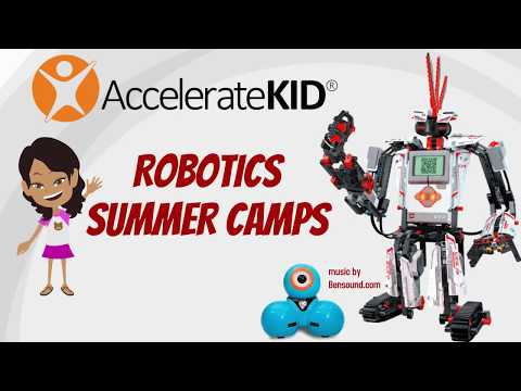 Robotics Summer Camps