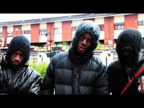 Young RV(N17) & K Man(E5)- Cruddy On The Streets (LimitlessVids)