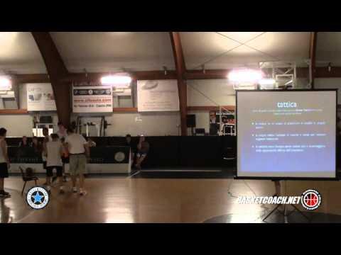 Basket Coach: Clinic Enrico Rocco