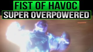 Destiny 2 FIST OF HAVOC OVERPOWERED! - Destiny 2 FPS Confirmed For PC + More