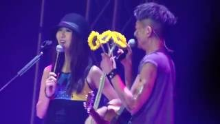 周國賢 + 薛凱琪 - 目黑@160925 Endy Chow Play Live 2016