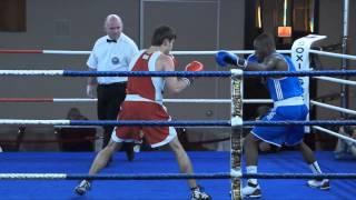 Championnat Canadien 2014 Yves Ulysse Dernier Combat Amateur