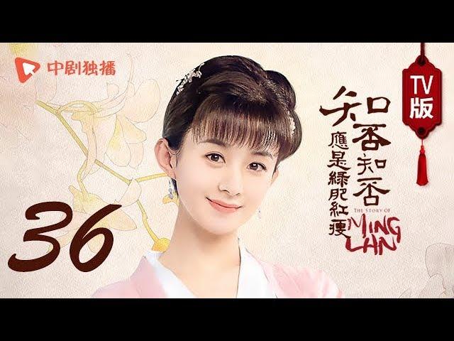 知否知否应是绿肥红瘦-tv版-36-赵丽颖-冯绍峰-朱一龙-领衔主演