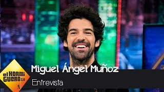 Miguel Ángel Muñoz, nos revela los detalles de 'Presunto Culpable' - El Hormiguero 3.0