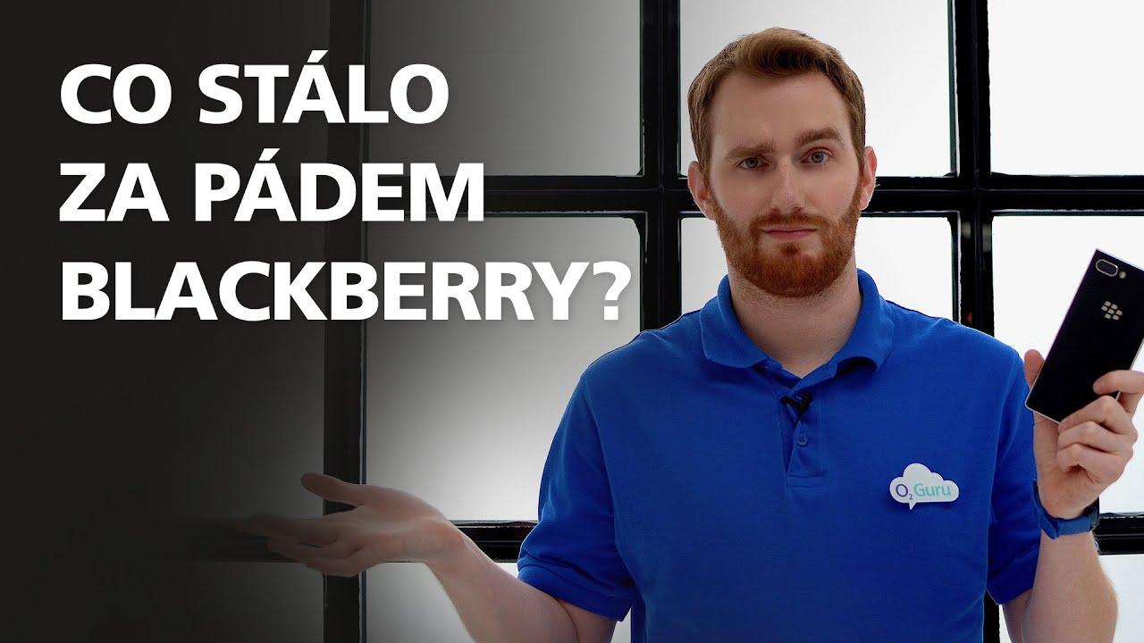 Končí Blackberry nadobro?