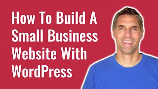 How To Build A Small Business Website With WordPress(20% OFF Use Coupon Code