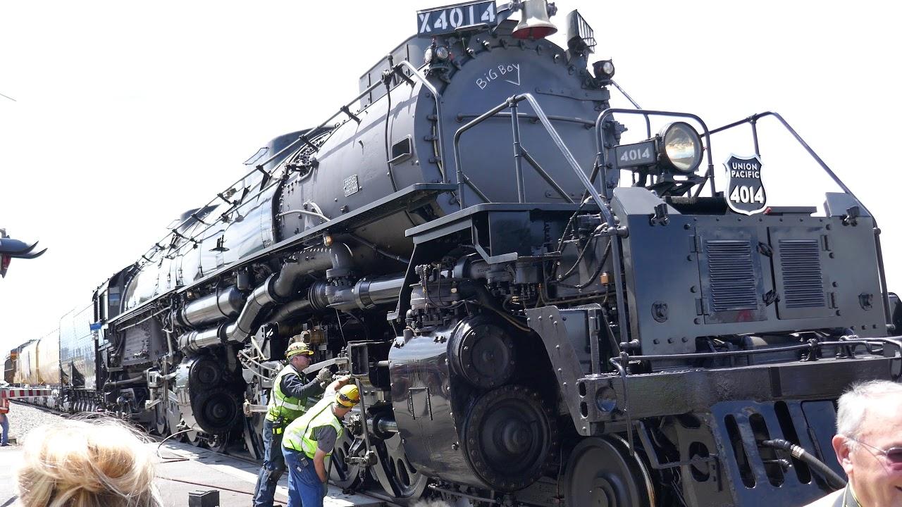Αποτέλεσμα εικόνας για Big Boy 4014 σε Pine Bluffs