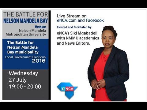 The battle for Nelson Mandela Bay #eNCADebate