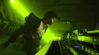 Kid Simius - Jalapeños Horror (Live Music Video)