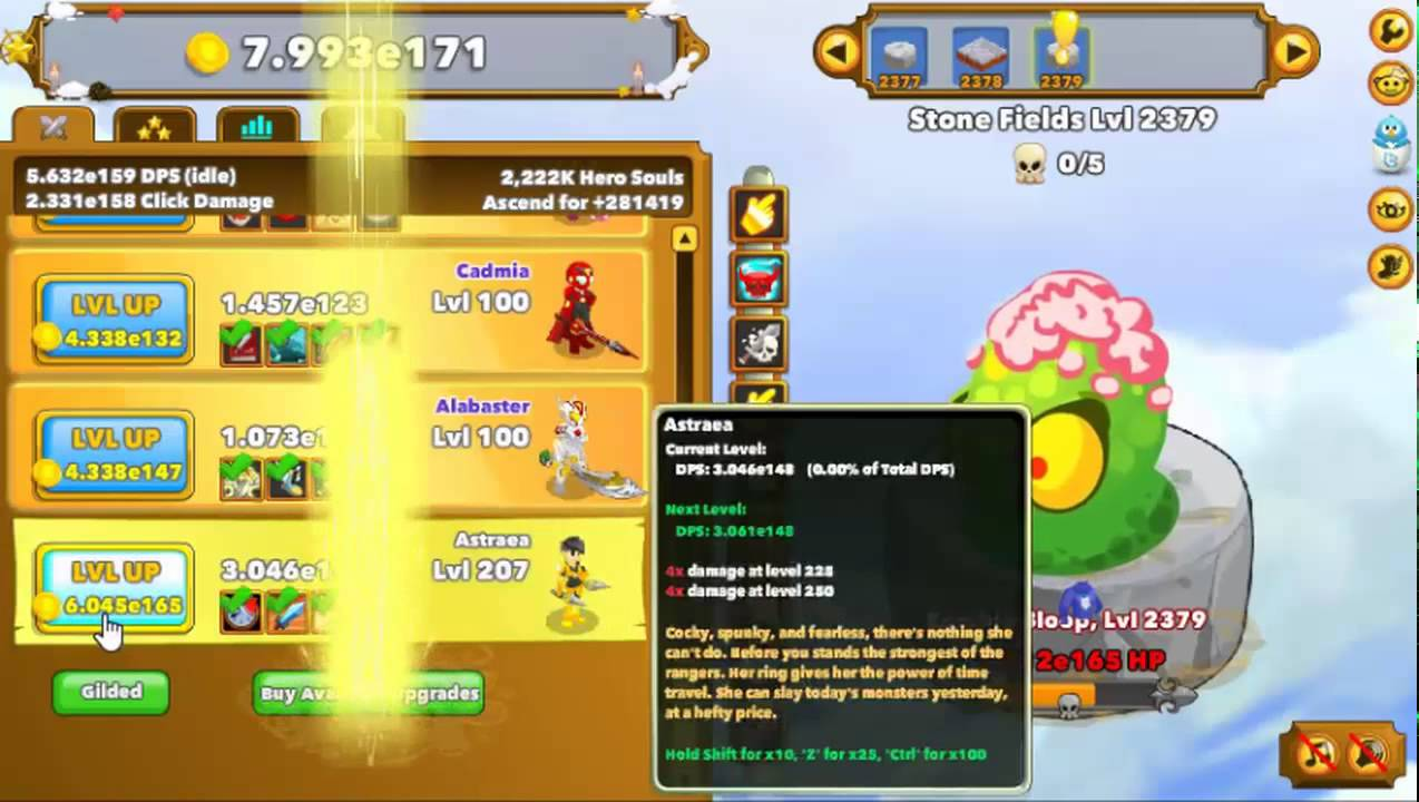 Clicker heroes wiki ancients | Clicker Heroes Optimizer  2019-04-16