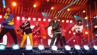 Video 171115 Go Go / 고민보다 Go @ BTS 방탄소년단 Jimmy Kimmel Live Mini Concert 지미 키멜 라이브 Fancam 팬캠 download MP3, 3GP, MP4, WEBM, AVI, FLV April 2018