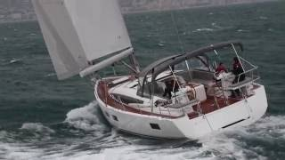 On Test: Jeanneau 54 in a gale off Cannes