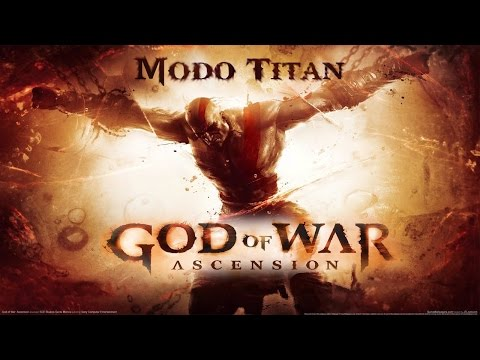 God of War Ascension - Modo Titan - 100% Playthrough [1080p 60fps]