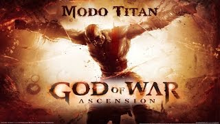 God of War Ascension - Modo Titan - 100% Playthrough [1080p 60fps]